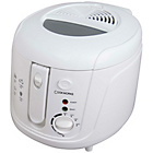more details on Cookworks Deep Fat Fryer - White.