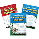 more details on Learning Pack Picture, Number, Code Breaker Explorers Game.