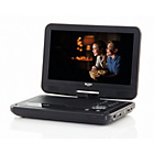 more details on Bush 10in Black Portable DVD Player