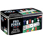 more details on Pro Poker Texas Hold'em in Tin.