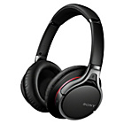 more details on Sony MDR-10RBT On-Ear Wireless Headphones - Black.