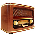 more details on GPO Winchester Retro Wooden Radio.