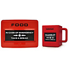 more details on Mustard Emergency Food Tin and Mug.