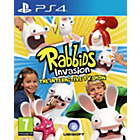 more details on Rabbids Invasion PS4 Pre-order Game.