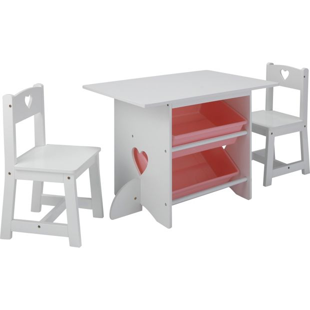 Buy Mia Table And Chairs White At Your Online Shop For Children 39 S Tables And