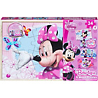 more details on Disney Minnie Mouse 4 Wooden Puzzles in a Box.