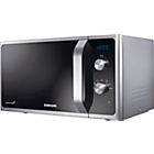more details on Samsung MS23F301EAK Standard Microwave - Black.