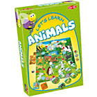 more details on Let's Learn About Animals Game.