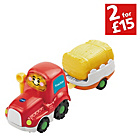 more details on VTech Toot-Toot Drivers Tractor wirh Trailer.