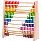more details on Voila Rainbow Abacus Toy.