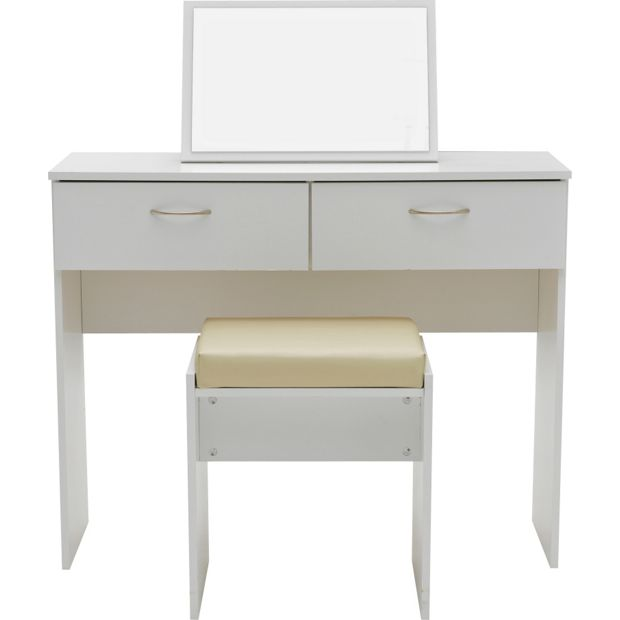 Bedroom Blue White Bedroom Chairs Argos 6 Bedroom Apartment Nyc Small Bedroom Balcony Ideas: Buy Collection Cheval Dressing Table, Stool And Mirror