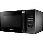more details on Samsung MS23H3125AK Standard Microwave - Black.