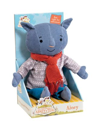 Abney & Teal Soft Toy in a Gift Box