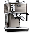 more details on De'Longhi Scultura Coffee Machine - Champagne.
