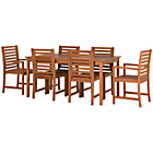 more details on Madison 6 Seater Dressed Patio Furniture Set.