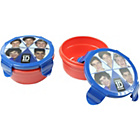 more details on One Direction Snack Pots - 2 Pack.