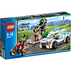 more details on LEGO® CITY High Speed Police Chase - 60042.