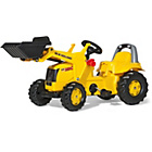 more details on Rolly Toys New Holland Construction W190 Tractor Front Load.
