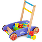 more details on Tidlo Baby Walker with Alphabet Blocks.