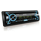 more details on Sony MEX-N5100BT Bluetooth CD Car Stereo with USB and AUX In