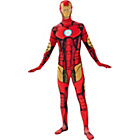 more details on Fancy Dress Iron Man 2nd Skin Costume.