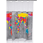 more details on Habitat Mappa Shower Curtain.