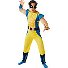 more details on Fancy Dress Wolverine Costume - Size 38-42 Inches.