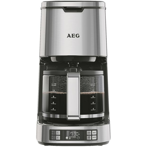 Mold In Coffee Maker Filter : Buy AEG KF7800 Digital Filter Coffee Machine - Stainless Steel at Argos.co.uk - Your Online Shop ...