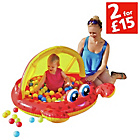 more details on Chad Valley Crab Baby Pool and Ball Pit.