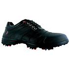 more details on Hi Tec Men's Golf Shoes ‑ Black, Carbon and Red.