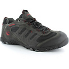 more details on Hi Tec Men's Penrith Walking Shoes ‑ Grey, Black and Red.