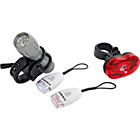 more details on Gear'd 9 LED Bike Light Set with Micro Light.