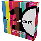 more details on 8 out of 10 Cats.