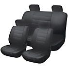 more details on Streetwize Leather Look Car Seat Covers - Black.