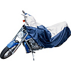 more details on Water Resistant Deluxe Motorcycle Cover - Large.