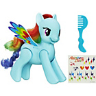 more details on My Little Pony Flip n' Whirl Rainbow Dash