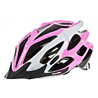 more details on Raleigh Extreme Cycle Helmet Pink and White 54- 58cm.