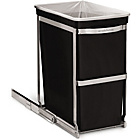 more details on simplehuman 30L Pull-Out Bin - Black.