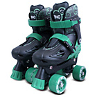 more details on Zinc Adjustable Quad Skates - Black.