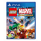more details on LEGO Marvel Superheroes PS4 Game.