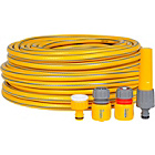 more details on Hozelock Starter Hose Set - 25m.
