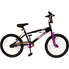 more details on Silverfox Limitless 20 Inch BMX Bike - Purple.