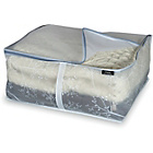 more details on White Leaf Peva 2 Piece Blanket Storage Set - Medium.
