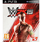 more details on WWE 2K15 PS3 Game.