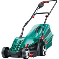 Bosch Rotak 34-13 34cm 1300W Electric Lawnmower (Green)