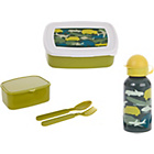 more details on My Little Lunch Urban Camouflage Lunch Box and Bottle Set.