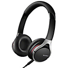 more details on Sony MDR-10RC On-Ear Headphones - Black.