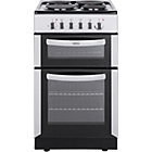 more details on Belling FSE50TC Single Electric Cooker - Silver/Exp.Del.
