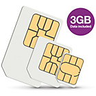more details on Three 3GB Pay As You Go Trio Data SIM Pack.