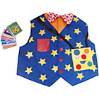 more details on Something Special Mr Tumble Waistcoat including Pairs Game
